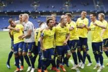 萨尔茨堡在周二四分钟后落后于丹麦球队布隆德比